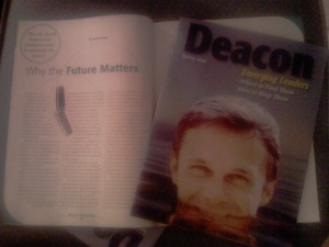 Deacon Magazine Future Article